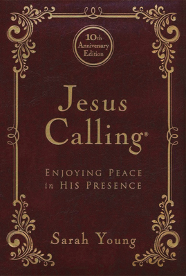 Jesus Calling: 10th Anniversary Edition