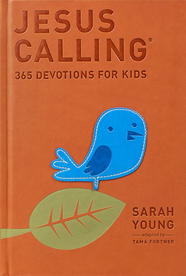 Jesus Calling 365 Devotions For Kids Deluxe Edition