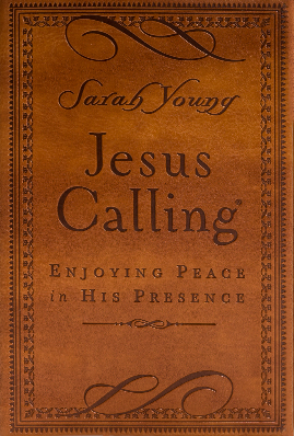 Jesus Calling Small Print Edition